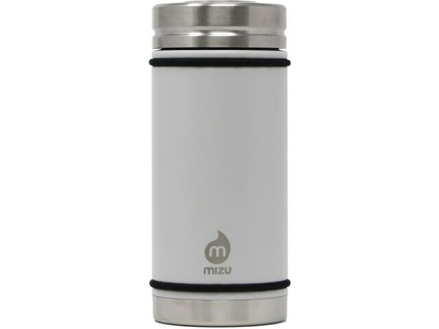 MIZU V5 Borraccia isolante con tappo 500ml, grigio